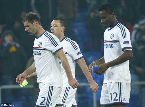 Thua trận, Mourinho chúc mừng đối thủ - 1