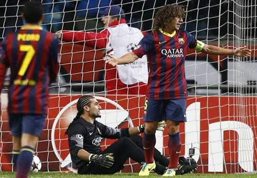 """Barca """"hoang mang"""" vì thất bại - 1"""