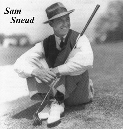 Sam Snead: Ông Vua của PGA Tour - 1