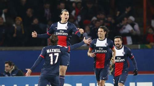 Ibrahimovic tự nhận số 1 mà không cần QBV - 1