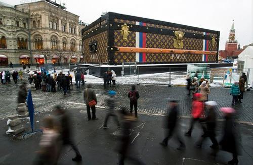 Louis Vuitton khiến người dân Nga phẫn nộ - 1