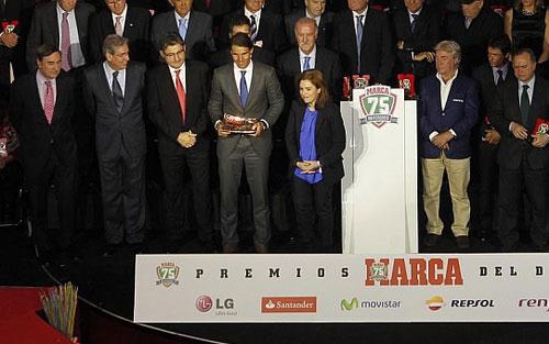 Rafael Nadal: Nhà thể thao vĩ đại nhất Tây Ban Nha - 1