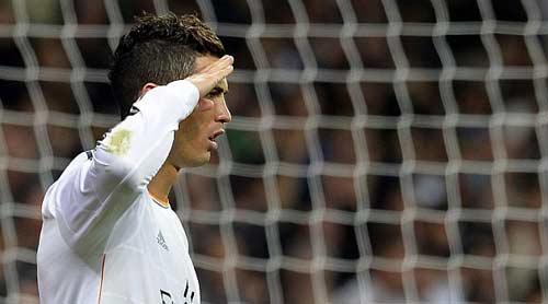 """Ronaldo đặt mục tiêu """"cú đúp"""" - 1"""