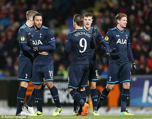 Tromso - Tottenham: Kiên cường chống trả - 1