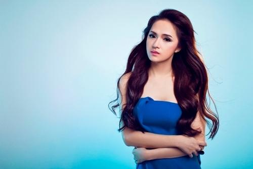 Hương Giang Idol gây chú ý năm qua - 1