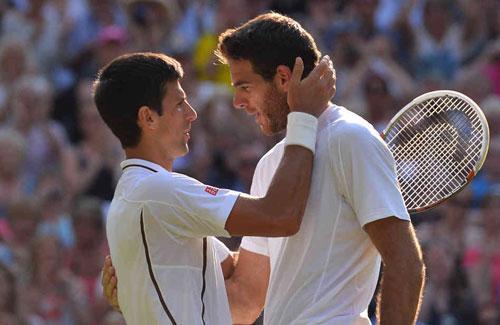 (P2) 5 trận đơn nam Grand Slam hấp dẫn nhất 2013 - 1