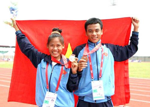 Những gia đình vàng của thể thao Việt Nam tại SEA Games - 1