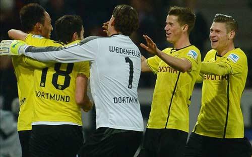 Mainz - Dortmund: Bước ngoặt phút 78 - 1