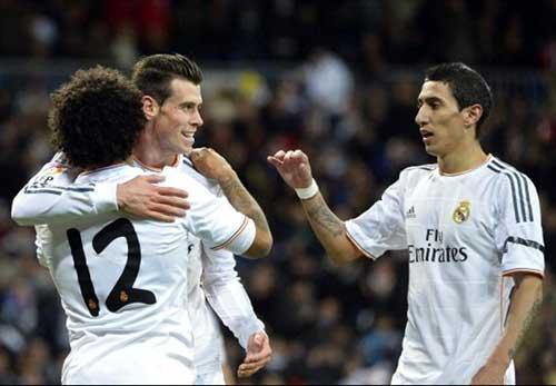 Bale vẫn không nguy hiểm bằng Di Maria - 1