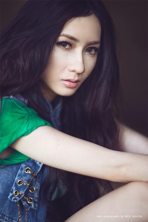 """Thái Tuyết Trâm cover """"Tình yêu màu nắng"""" - 1"""