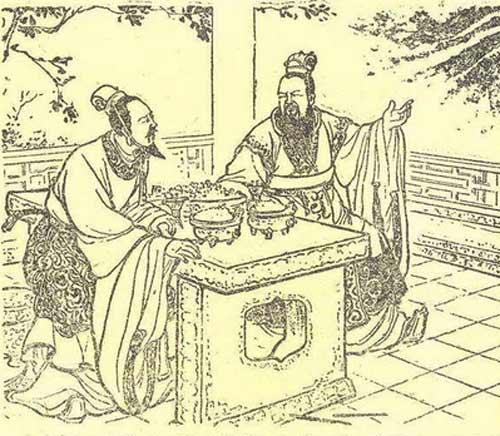 Tào Tháo – Lưu Bị ngày xưa, CR7 – M10 ngày nay - 1