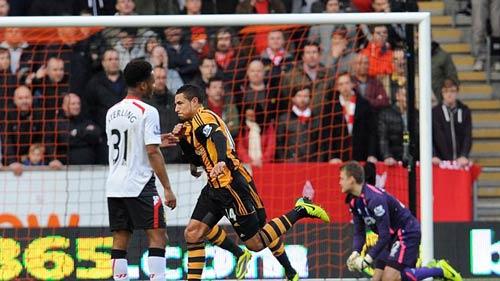 Hull - Liverpool: Cú sốc ở hiệp 2 - 1