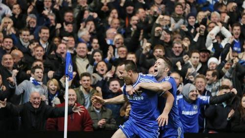 Chelsea-Southampton: Chiến công của hậu vệ - 1
