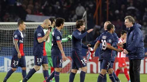 PSG – Lyon: Tan nát từng mảnh - 1