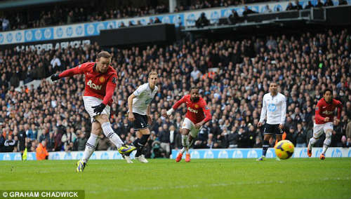 Rooney Top 5 chân sút vĩ đại nhất Premier League - 1