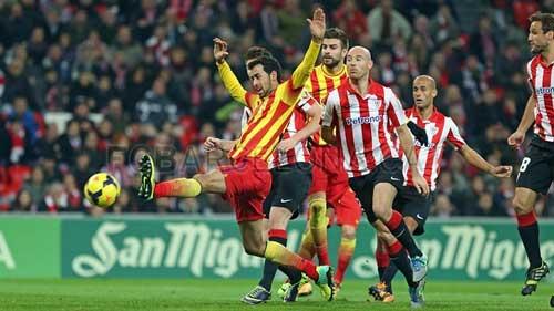 Barca thua liền 2 trận: Lộ rõ gót Achilles - 1