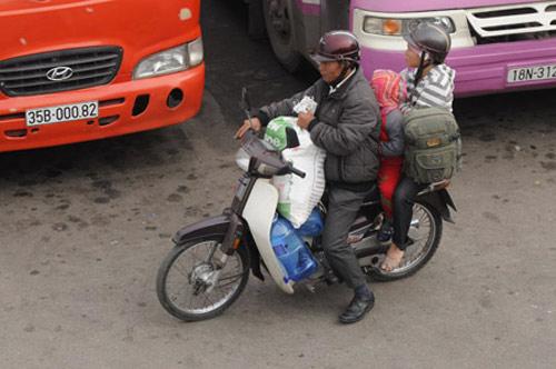 Lái xe ôm bị sát hại: Cẩn trọng vẫn gặp nạn - 1