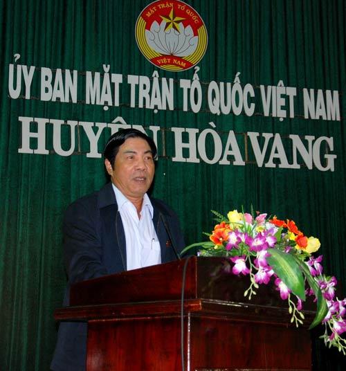 Ông Bá Thanh nói về dự án sân golf ở Đà Nẵng - 1