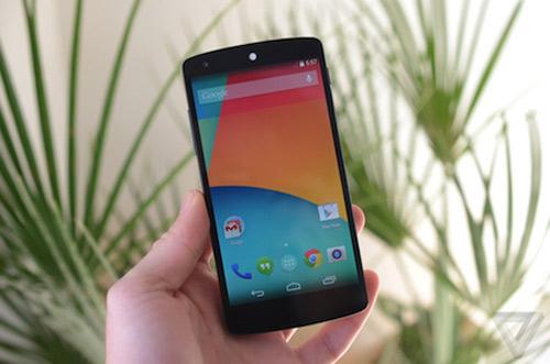 Nexus 5 sắp về Việt Nam giá gần gấp đôi - 1