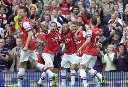 Arsenal - Hull City: Cẩn thận không thừa - 1