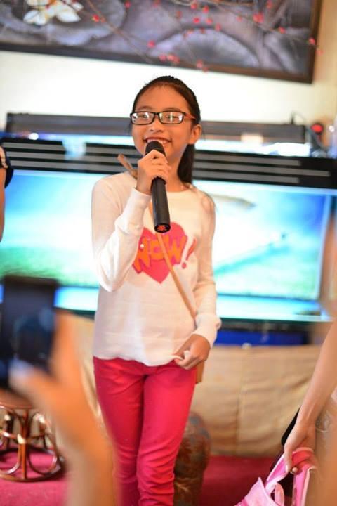 Mỹ Chi: Ba Quang Lê cho tiền sửa nhà mới - 1