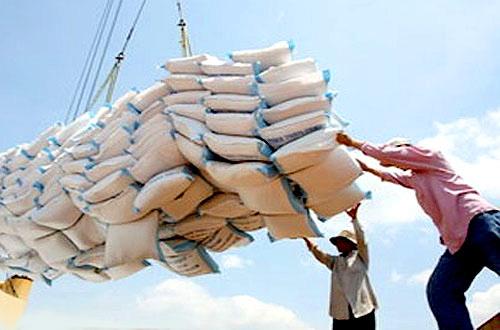 Giá gạo Việt Nam đột ngột cao nhất thế giới - 1
