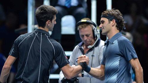 Djokovic cao ngạo khiêu khích Federer - 1