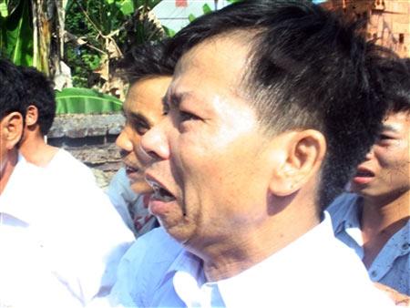 CA Bắc Giang thừa nhận sai sót trong vụ ông Chấn - 1