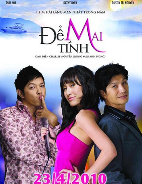 """Thái Hòa """"chết ngất"""" trước Dustin Nguyễn - 1"""