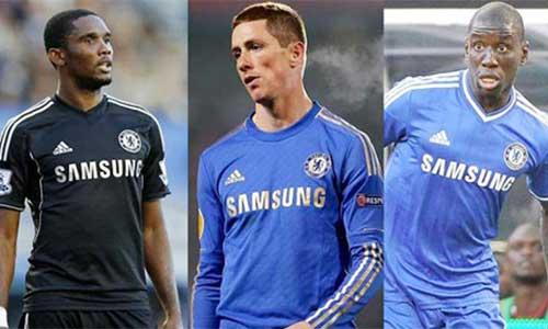 Chelsea-Mourinho: Sống nhờ hàng tiền vệ - 1