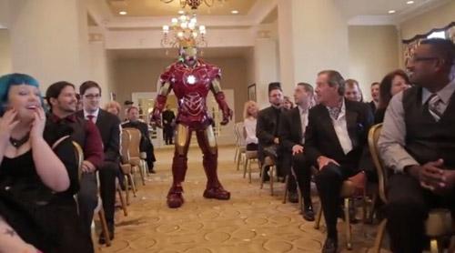 Video: Siêu anh hùng phá rối đám cưới - 1