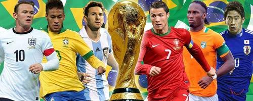 """Bốc thăm World Cup: Các đại gia """"nín thở"""" - 1"""