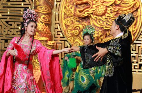 Trương Quỳnh Anh tái xuất sân khấu - 1
