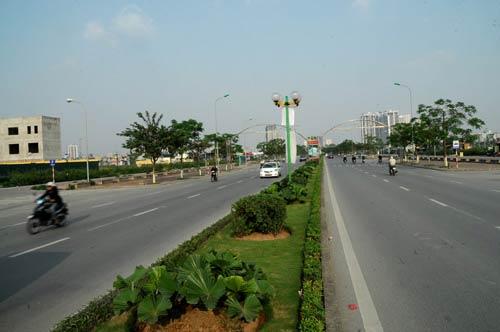 Công bố 34 phố mới ở Thủ đô Hà Nội - 1