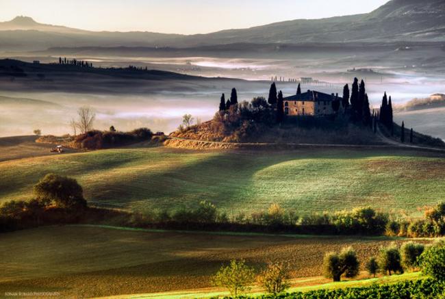 Một miền quê bạn không nên bỏ qua trong chuyến đi đó là Maremma, địa danh tuyệt vời của vùng nông thôn Tuscany.