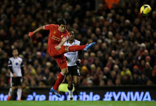 """""""Suarez có thể thành huyền thoại Liverpool"""" - 1"""