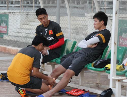 """U23 Việt Nam """"mất ngủ"""" vì lịch thi đấu - 1"""