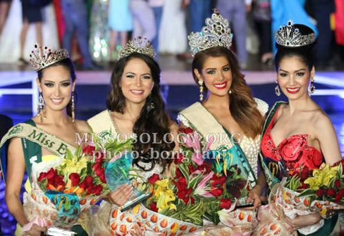 Venezuela đăng quang Hoa hậu Trái đất 2013 - 1