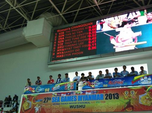 TT SEA Games: Việt Nam giành thêm 2 HCĐ (8/12) - 1