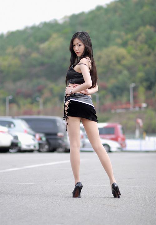 9 người mẫu ô tô nóng bỏng nhất xứ Hàn - 7