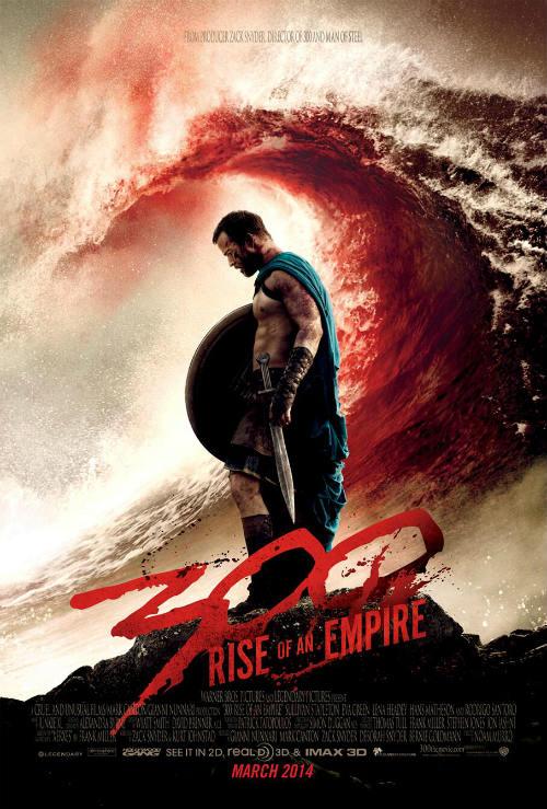 Phim sử thi Rise of an Empire: Binh đao nhuốm tình - 1