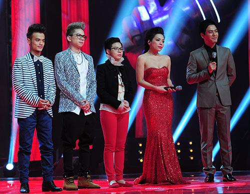 Top 4 Giọng hát Việt: Hòa cả làng! - 1