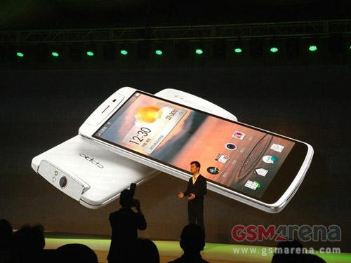 Smartphone camera xoay N1 chính thức lên kệ - 1