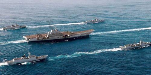 Tàu sân bay Liêu Ninh sẽ khai hỏa ở Biển Đông? - 1