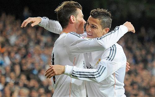 Real: Bale bùng nổ vì lối chơi giống Ronaldo - 1