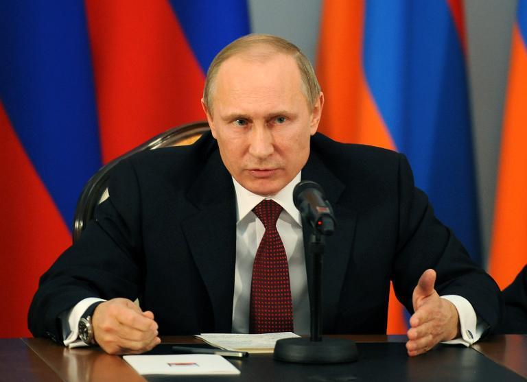Nga bất ngờ giải tán 2 hãng thông tấn nhà nước - 1