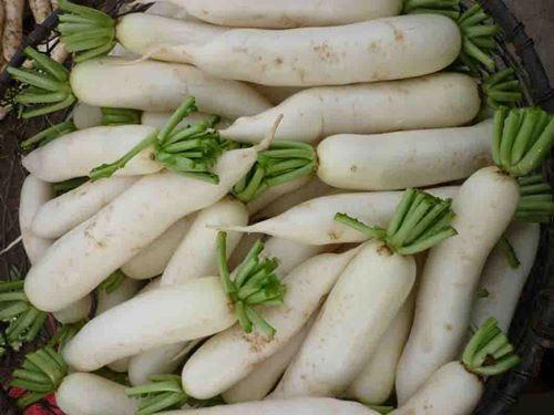 8,3% củ cải trắng, cà rốt, quýt nhiễm độc - 1