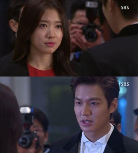 Kim Tan (Lee Min Ho) bị mẹ vợ đánh - 1