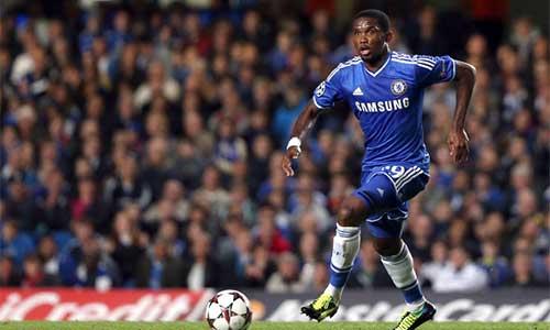 Gây thất vọng, Eto'o tính rời Chelsea - 1