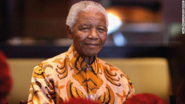 Giải mã 6 cái tên trong cuộc đời Nelson Mandela - 1